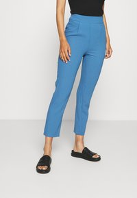 Trendyol - TWO MAVI - Pantalones - blue - 0
