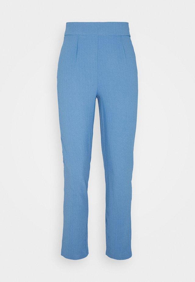 TWO MAVI - Trousers - blue