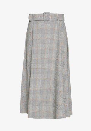 A-linjekjol - gray