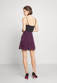 Trendyol - A-Linien-Rock - purple - 2
