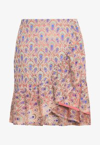 Trendyol - A-line skirt - fuchsia - 0