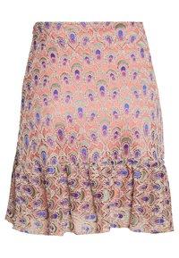 Trendyol - A-line skirt - fuchsia - 1