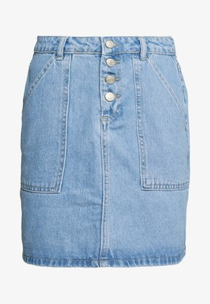 MAVI - Denim skirt - blue