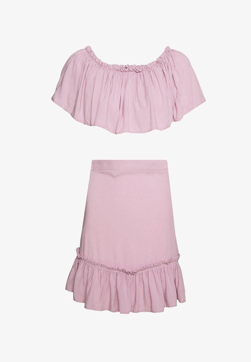 Trendyol - Mini skirt - lila