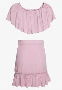 Trendyol - Mini skirt - lila - 1