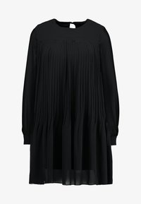 Trendyol - SIYAH - Denní šaty - black - 5