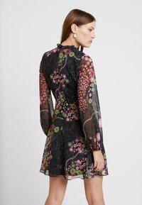 Trendyol - Korte jurk - black - 3