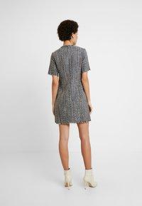 Trendyol - COK RENKLI - Korte jurk - multi-coloured - 3