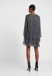 Trendyol - SIYAH - Korte jurk - black - 3