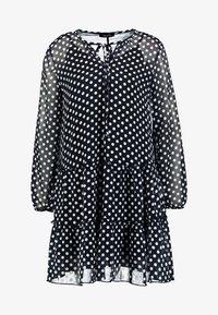 Trendyol - SIYAH - Korte jurk - black - 5