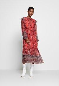 Trendyol - KIRMIZI - Korte jurk - red - 0