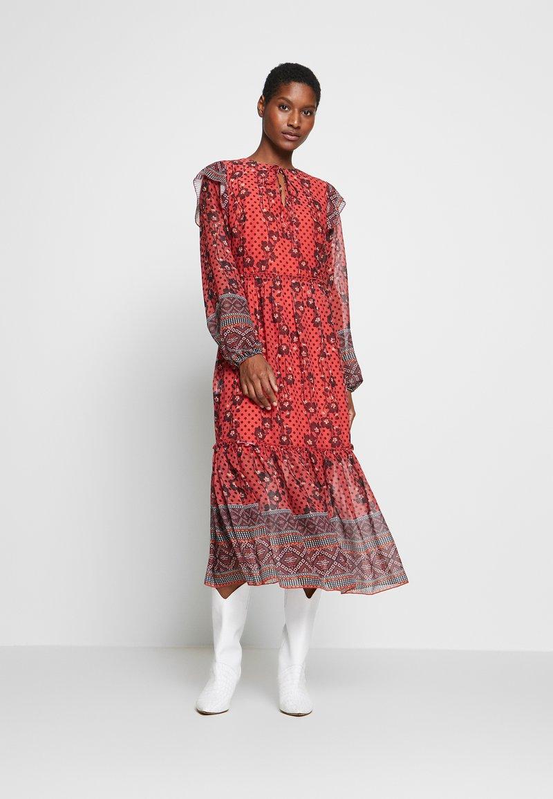 Trendyol - KIRMIZI - Korte jurk - red