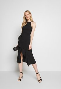 Trendyol - Shift dress - black - 1