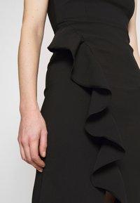 Trendyol - Shift dress - black - 5