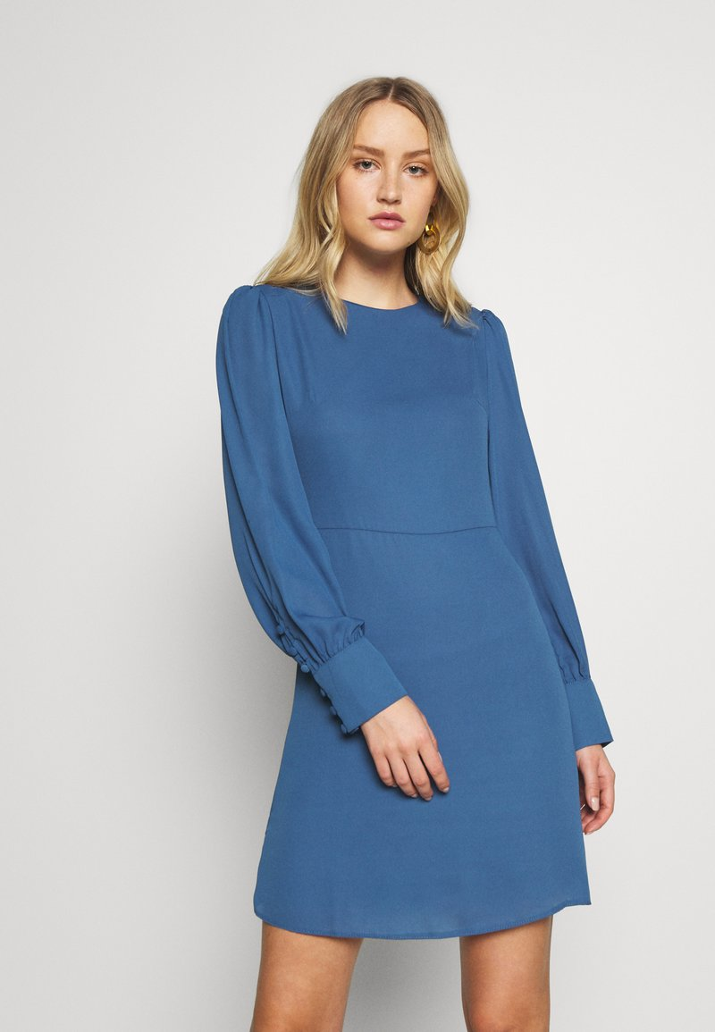Trendyol - INDIGO - Day dress - indigo
