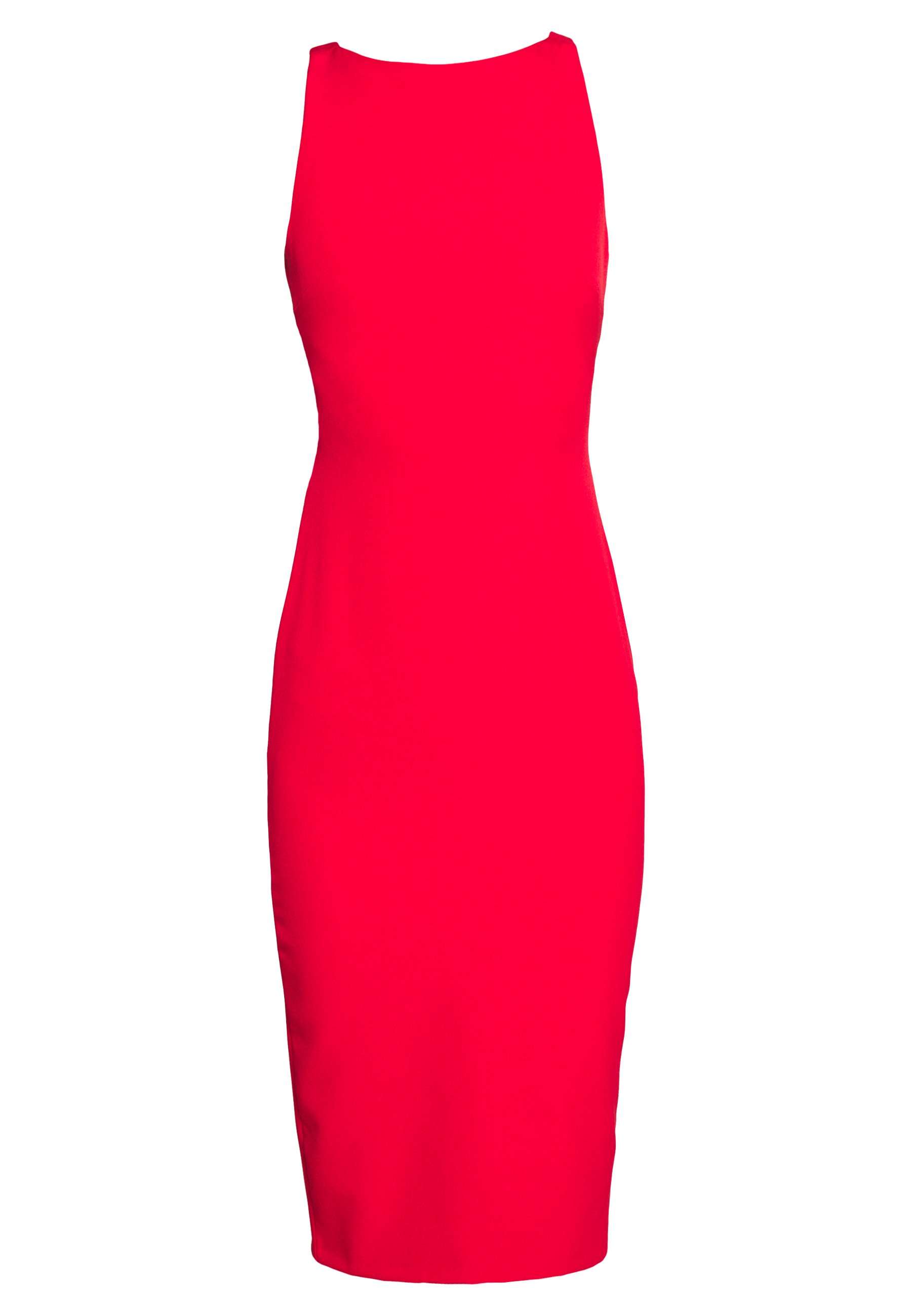 Trendyol Kirmizi - Shift Dress Red