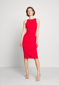 Trendyol - KIRMIZI - Shift dress - red - 2