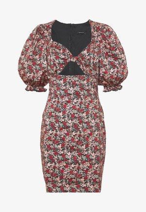 RENKLI - Pouzdrové šaty - multi color