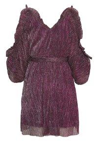 Trendyol - FUŞYA - Robe de soirée - fuchsia - 1