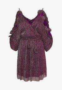Trendyol - FUŞYA - Robe de soirée - fuchsia - 0