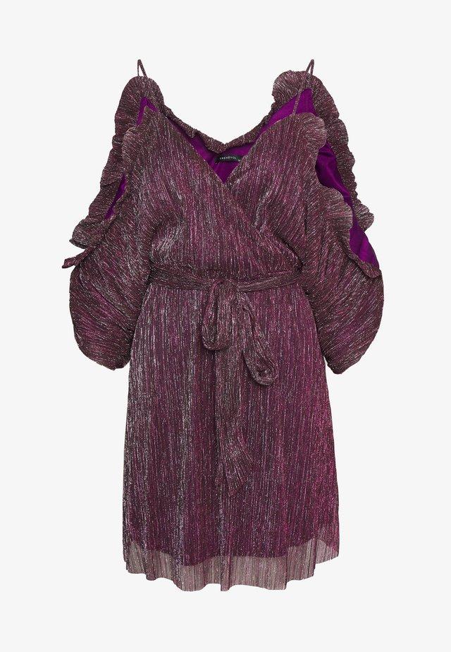 FUŞYA - Cocktail dress / Party dress - fuchsia