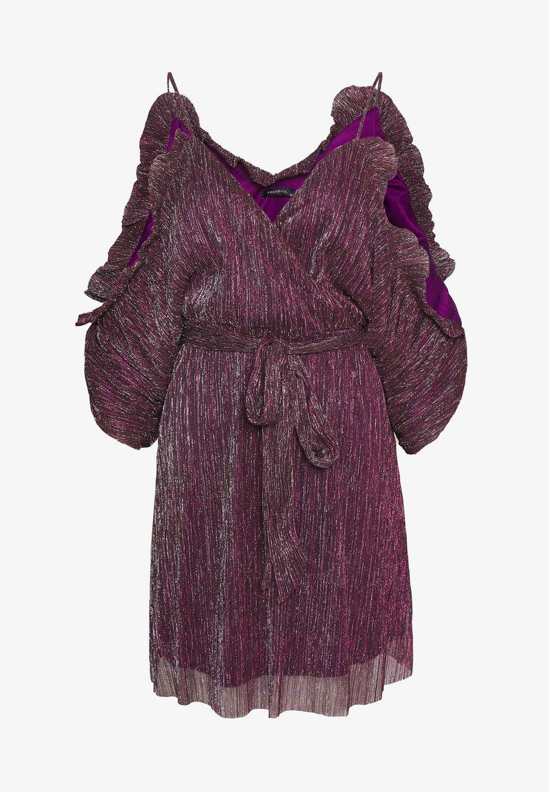 Trendyol - FUŞYA - Robe de soirée - fuchsia