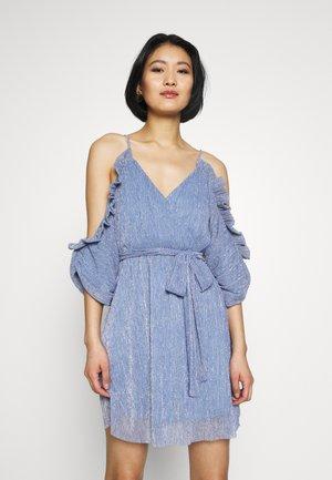 FUŞYA - Sukienka koktajlowa - blue