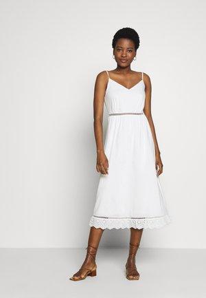 BEYAZ - Denní šaty - white