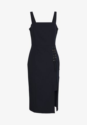 LACIVERT - Shift dress - navy