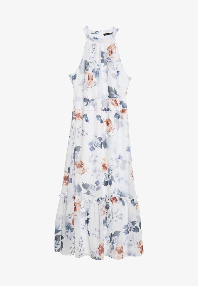 Trendyol - RENKLI - Korte jurk - ecru