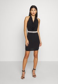 Trendyol - SIYAH - Cocktail dress / Party dress - black
