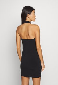 Trendyol - SIYAH - Cocktail dress / Party dress - black - 3