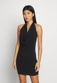 Trendyol - SIYAH - Cocktail dress / Party dress - black - 0
