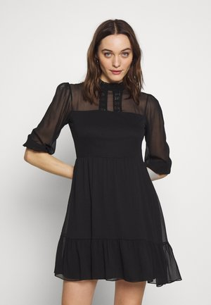 SIYAH - Shift dress - black