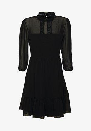 SIYAH - Pouzdrové šaty - black