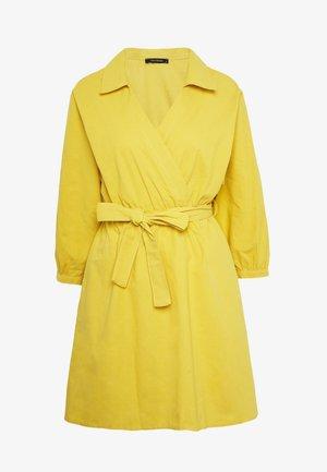 SARI - Day dress - yellow