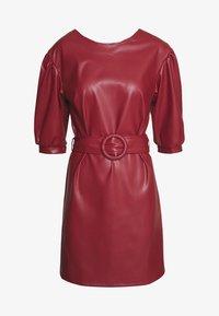 Trendyol - KIREMIT - Robe de soirée - brick - 0