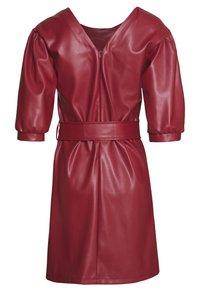 Trendyol - KIREMIT - Robe de soirée - brick - 1