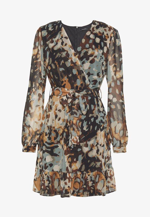 Sukienka letnia - multi color