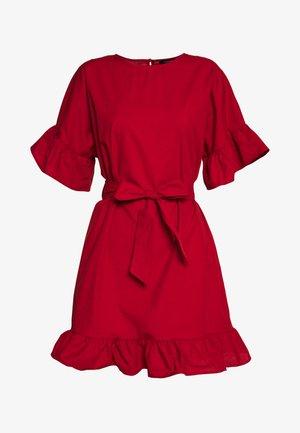 KIREMIT - Day dress - brick