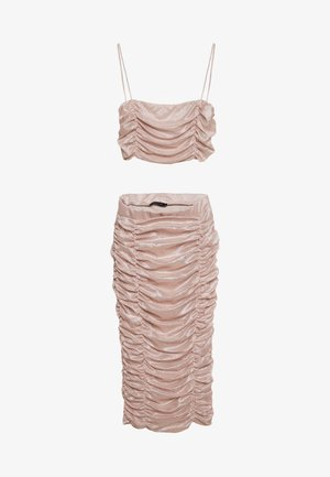 PUDRA - Day dress - powder pink