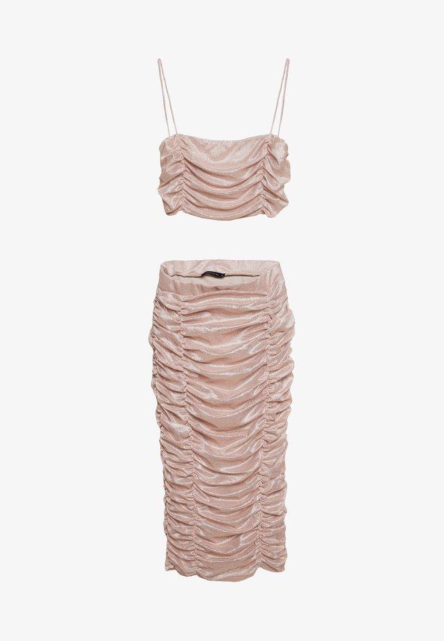 PUDRA - Day dress - powder pink