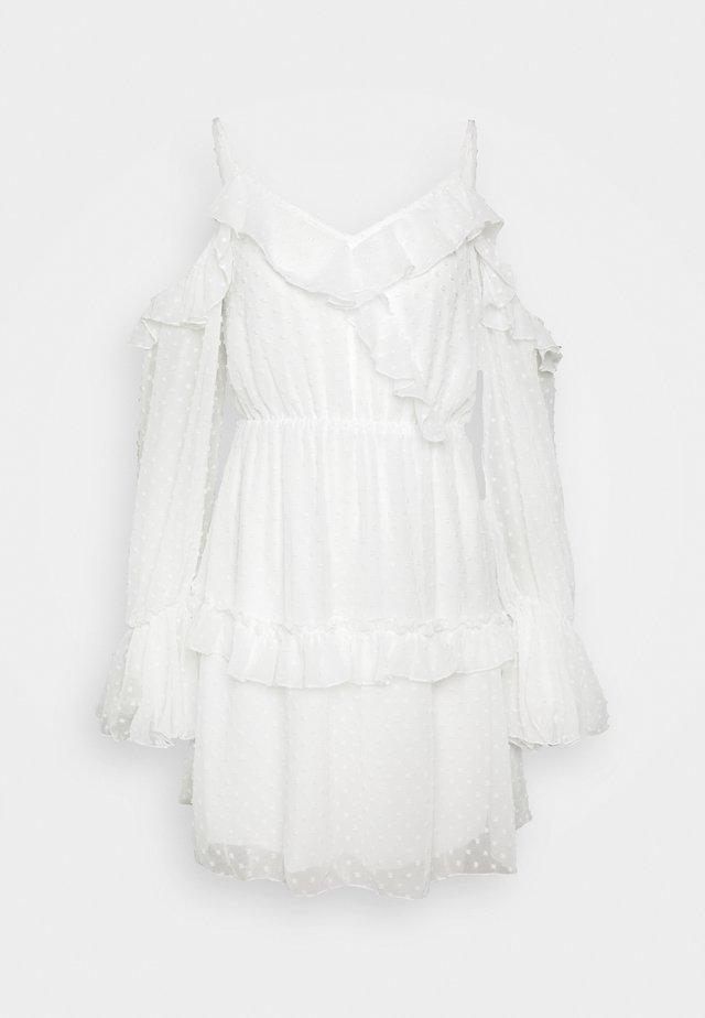 Vapaa-ajan mekko - ecru