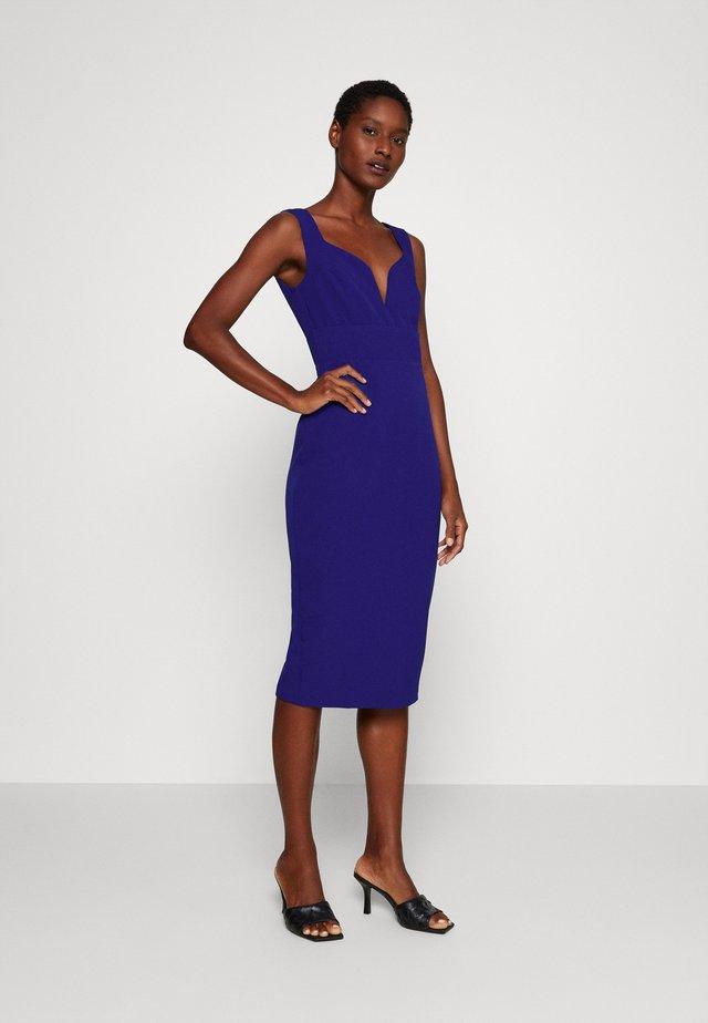 SAKS - Koktejlové šaty/ šaty na párty - royal blue