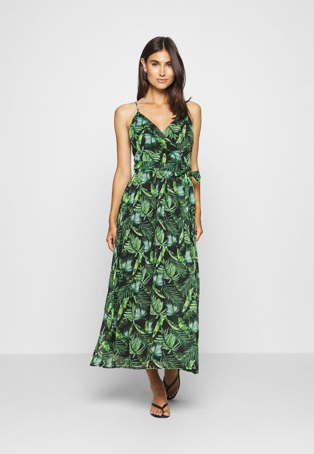 Długa sukienka - multi color
