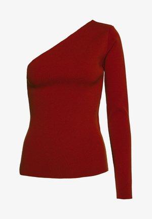 TARÇIN - Långärmad tröja - cinnamon