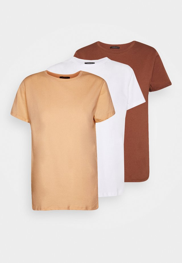 Basic T-shirt - multi color