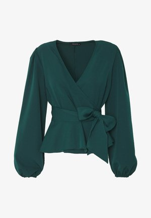 Blusa - emerald green