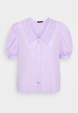 TWOSS - Camicia - lila