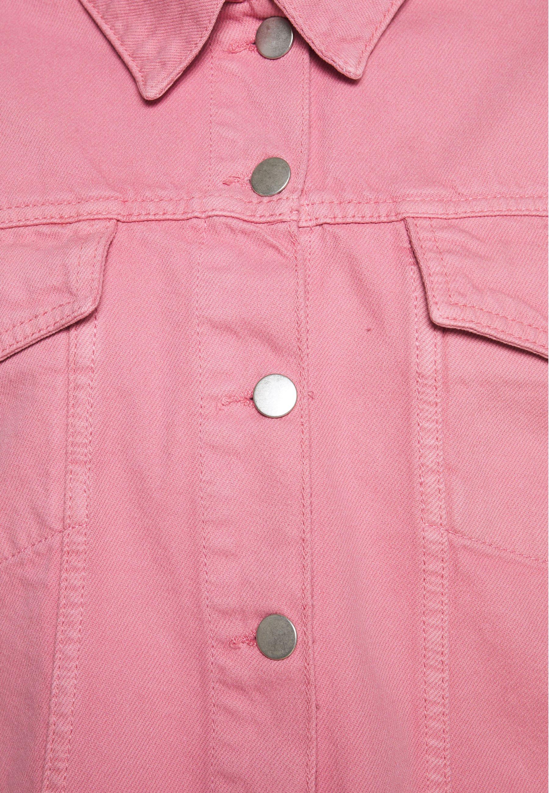 Trendyol Jeansjacka - Pink